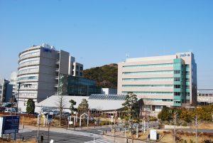 横須賀リサーチパーク(YRP)